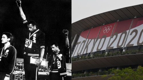 They Protested Lynching in 1968 Olympics. Today, Politics in the Games Is Still Taboo.