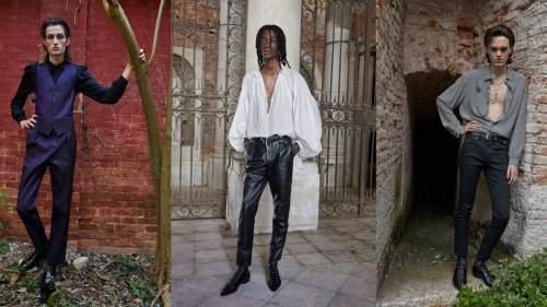 Neues zu Hause für das Gucci Archiv und eine Saint Laurent Show in Venedig: What's in fashion?