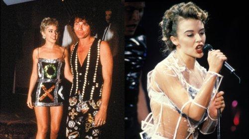 Kylie Minogue en sept looks iconiques