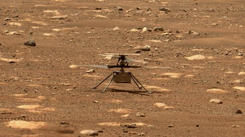 How NASA Is Pushing a Software Update to Mars to Get Ingenuity Flying