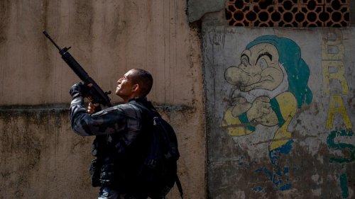 Favela Ban on Cops Is Bringing Down Killings Dramatically