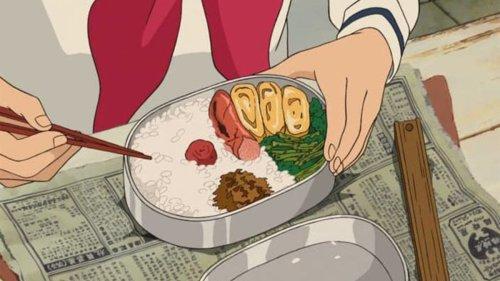 On sait enfin pourquoi la nourriture dans les films du Studio Ghibli fait tellement envie