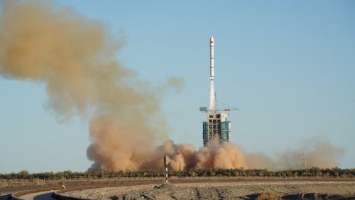 China Denies Secretly Testing a Missile That Could Drop Nukes at Any Point in the World