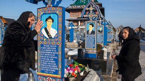 Muerte, color y conflicto en el cementerio más extraño de Europa