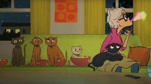 Mila Kunis' 'Stoner Cats' Cartoon Is Making Millions Selling NFTs