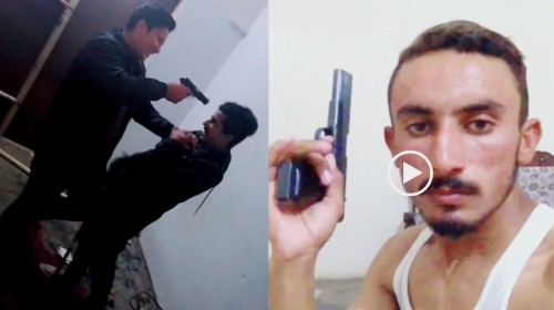 Meet the People Obsessed With Showing Off Guns in TikTok Videos