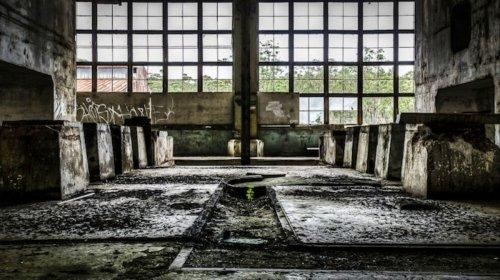 Photographer Captures Nature Reclaiming Australia's Abandoned Buildings
