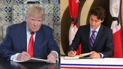 Justin Trudeau and Donald Trump Are Going to be Hilariously, Dangerously Mismatched Roommates