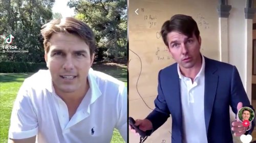 Here's How Worried You Should Be About Those Tom Cruise Deepfakes