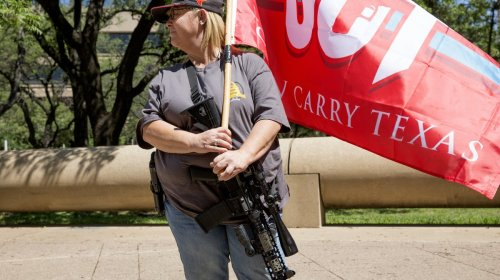 These 'Gun Sanctuary States' Want to Destroy Biden's Gun Control Plans