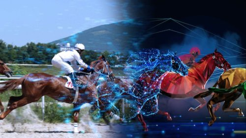Digital Racehorses Are the New Racehorses