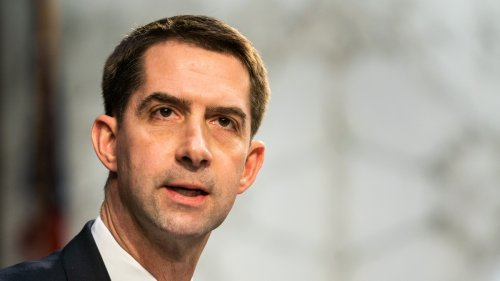 Tom Cotton Will Not Shut Up About Putting More People in Prison