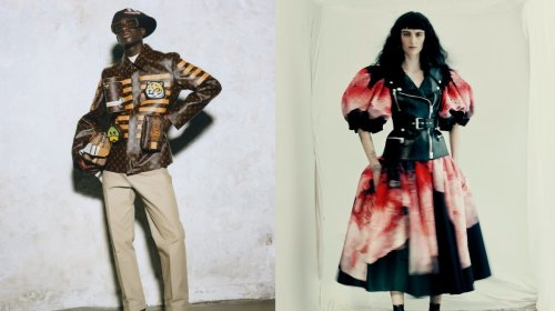 Virgil's new LV drop and Alexander McQueen AW21: What's in fashion?