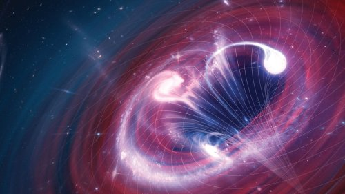 Scientists Have Seen Light from the Far Side of a Black Hole for the First Time
