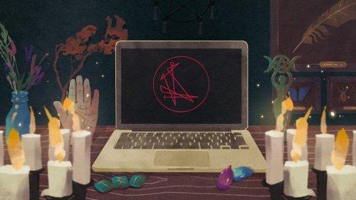 Los ocultistas de internet tratan de alterar la realidad con un algoritmo mágico