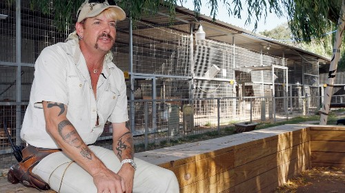 Joe Exotic's Legal Team Will Have To Return That 'Monster Ram Truck Limo' Now