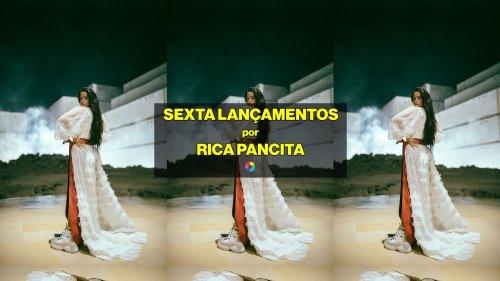 Rica Pancita analisa os lançamentos da sexta #141