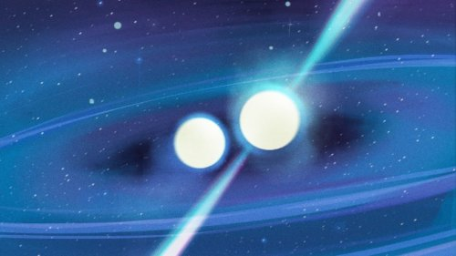 A Strange Pair of Dead Stars Might Just Solve Key Mysteries of the Universe