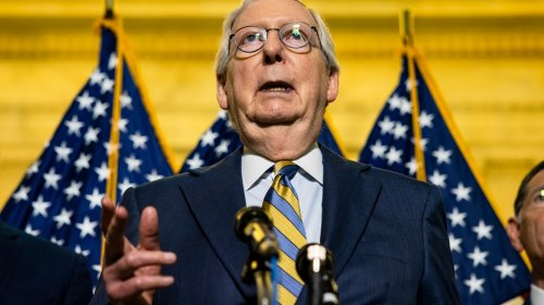 Good Luck Getting a Biden Supreme Court Nominee Confirmed If Mitch McConnell Takes Back the Senate
