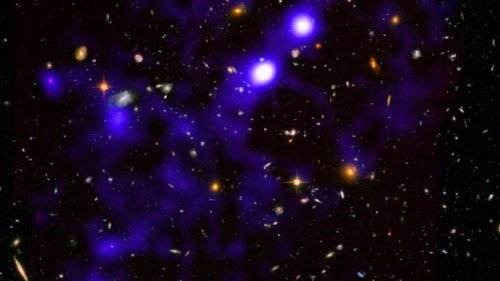Scientists Capture Mind-Blowing Image of the Cosmic Web Connecting the Universe