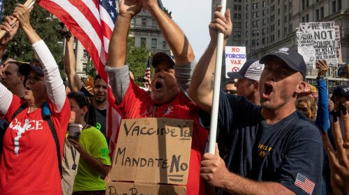 Millions of Americans Say They'd Quit Their Jobs to Avoid Lifesaving Vaccine