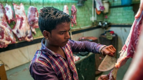 India Gives Its Cows Special Powers but as a Dalit, Beef Is Part of My Culture