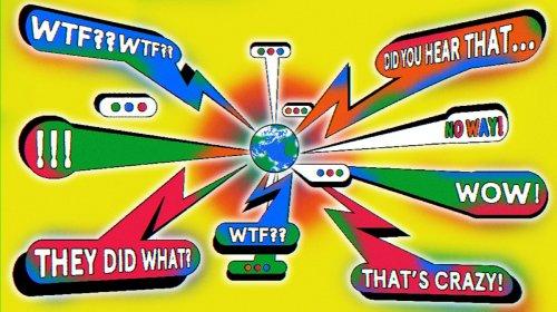 A Guide to Gossip Around the Globe