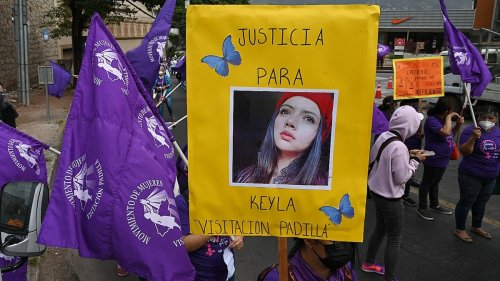 Cop Charged With Femicide After Months of Outrage in Honduras