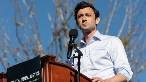 Jon Ossoff's Old, Normie Tweets Are Perfect for the Senate's First Millennial