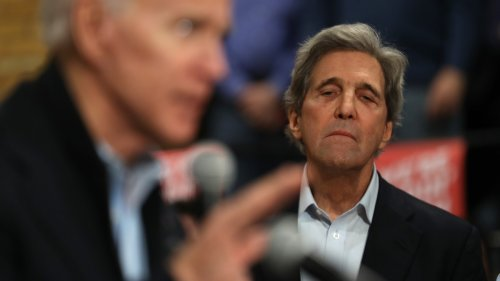 The Good News Is That John Kerry Believes In Climate Change