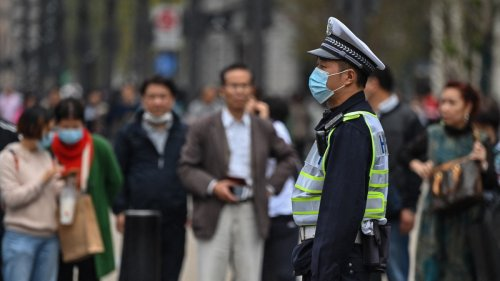 The Hottest App in China Is Made by the Police, And Users Are Not Pleased