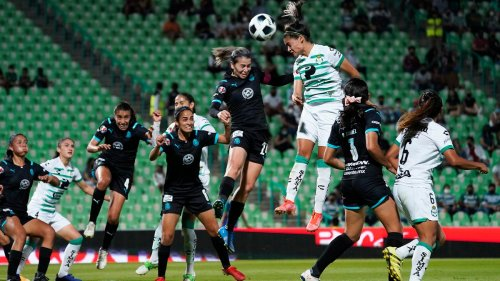 Mexico's Soccer League Colluded To Cap Women's Salaries, Regulator Says