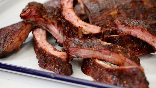 Easy Backyard Spare Ribs Recipe