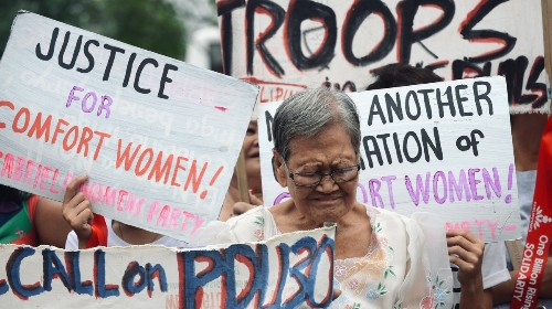 'Comfort Women' in the Philippines Seek Justice As Time Runs Out