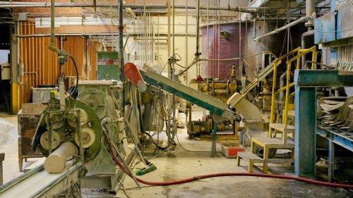 The Quiet Beauty of America's Industrial Factories