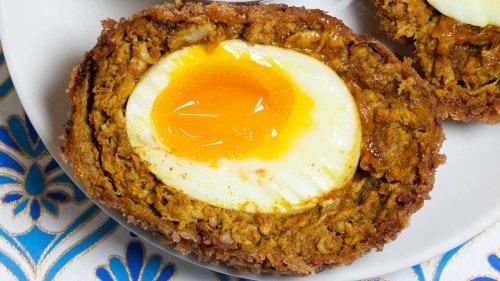 How To Make Scotch Eggs: A Traditional British Pub Snack