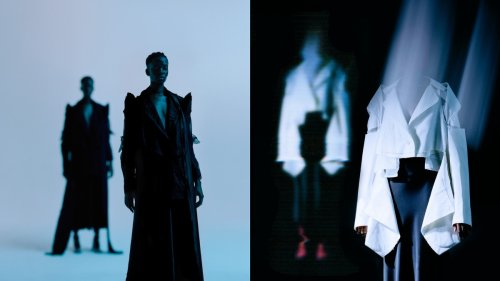 See Maison Margiela's SS21 collection turned into breathtaking digital art