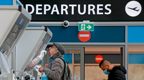 People Are Photoshopping COVID Test Results to Bypass Travel Restrictions