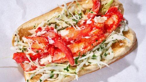 Panino con King Crab: il panino di pesce che ti farà impazzire