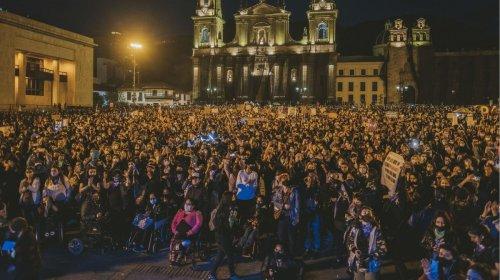 Todas las demás cosas que también fue la marcha de este #8M en Bogotá