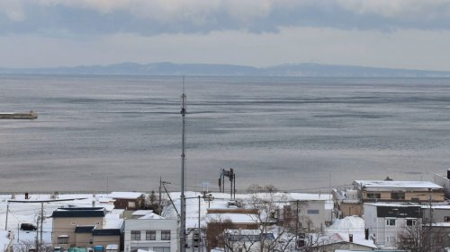 Russian Man Who Swam to Japan Now Wants to Stay