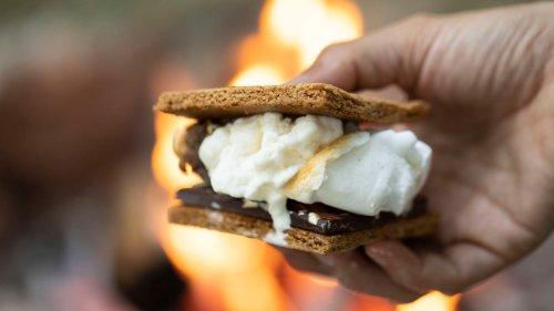 S'mores Ice Cream Sandwich Recipe