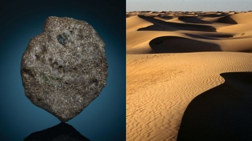Scientists Discover Chunk of Protoplanet Older Than Earth In Sahara Desert