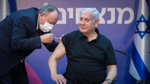 Israel Is Vaccinating 'Everyone' – Besides These 5 Million People
