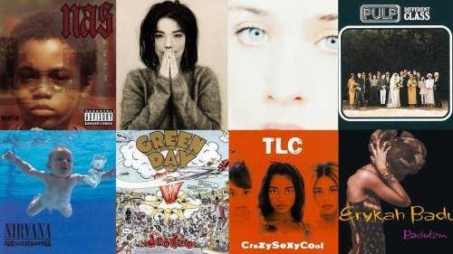 Eleven life-altering 90s albums you should listen to now