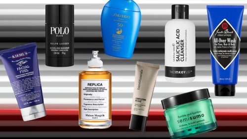 Don't Be Shy, Dudes—the Big Sephora Sale Has Great Stuff for You, Too