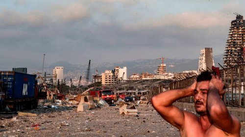 Eight Months After the Beirut Blast, Lebanon is Still a Toxic Wasteland
