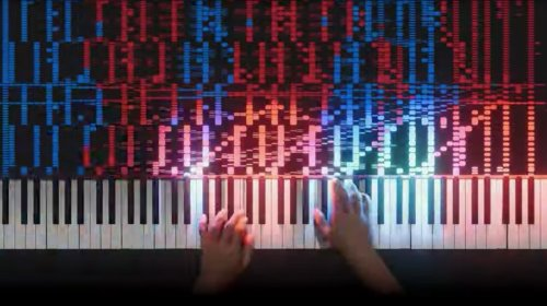 Watch These AI Hands Attempt to Play an Unplayable Song on the Piano