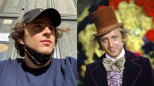 Es ist offiziell: Timothée Chalamet wird eine hotte Version von Willy Wonka spielen
