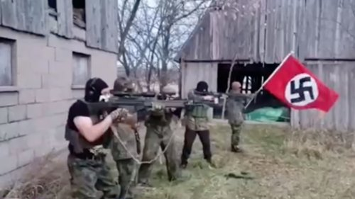 Neo-Nazi Terrorists Planned Fortified Compound In Michigan
